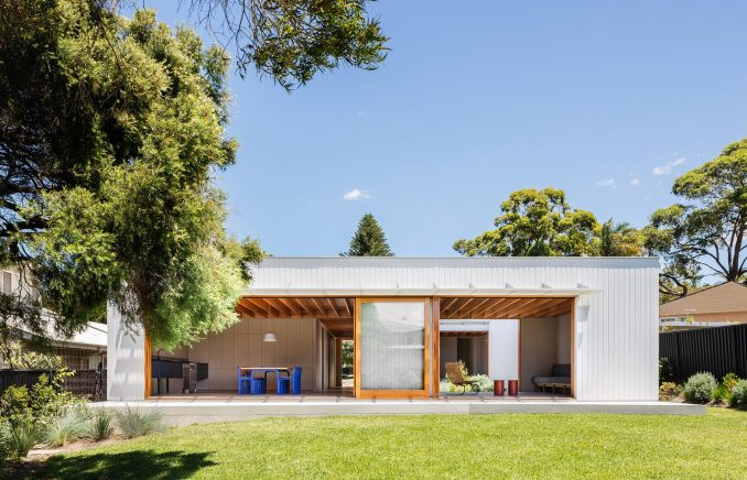 Tribe Studio Architects designed the project