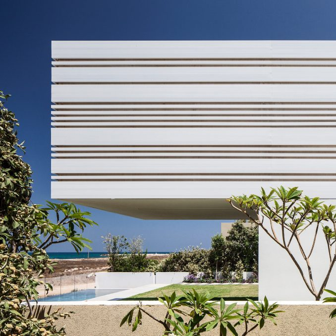 House by the Sea in Israel