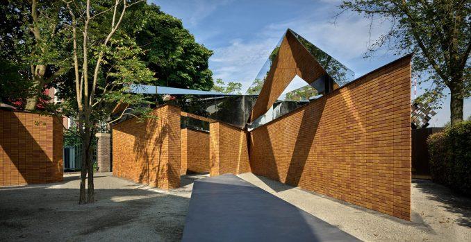The Dutch Holocaust Memorial of Names