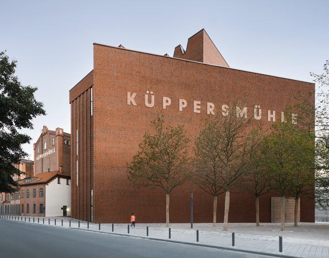 Extension to MKM Museum Küppersmühle