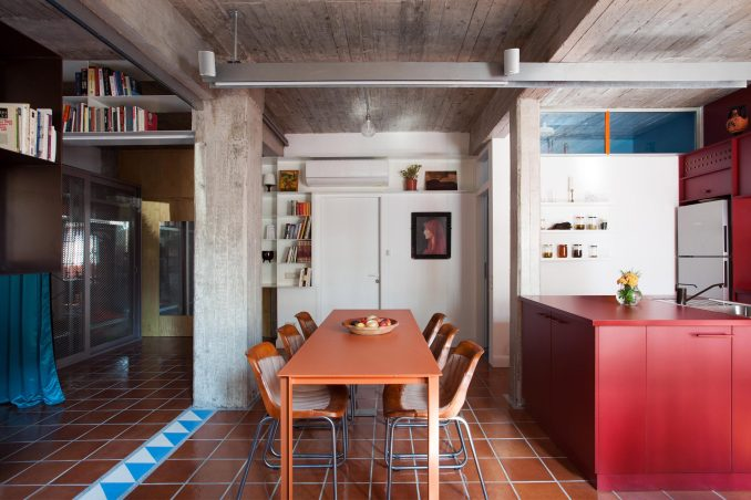 The apartment in Ilioupoli