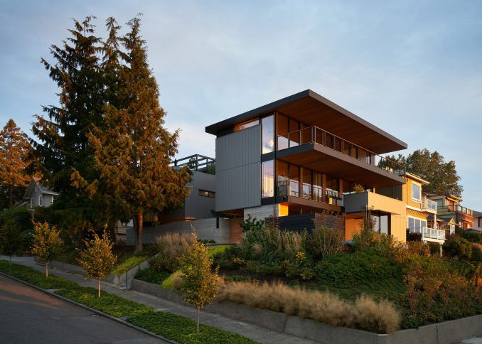 House in Seattle