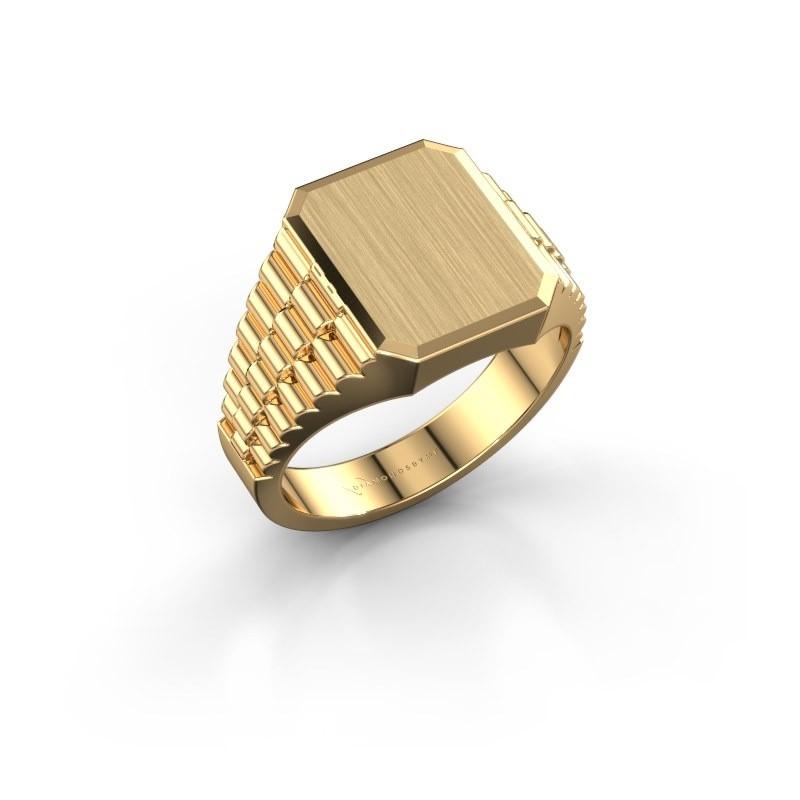 Elegant 2 Farben Gold Rolex still Rolex Stil Ring Erik 230