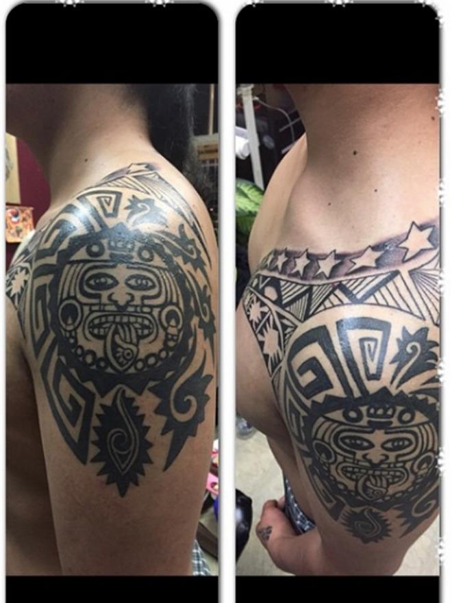 El Significado De Los Tatuajes Aztecas