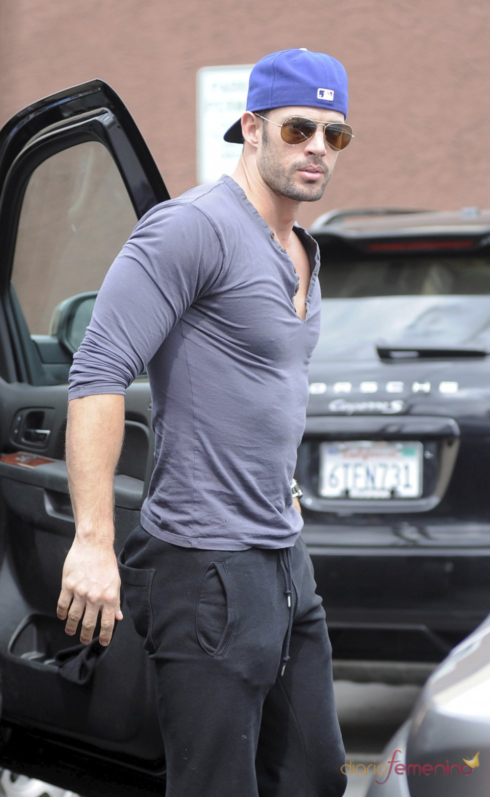 William Levy estilo rapero