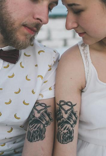 5 Tatuajes Con Un Significado único Para Hacer Con Tu Pareja