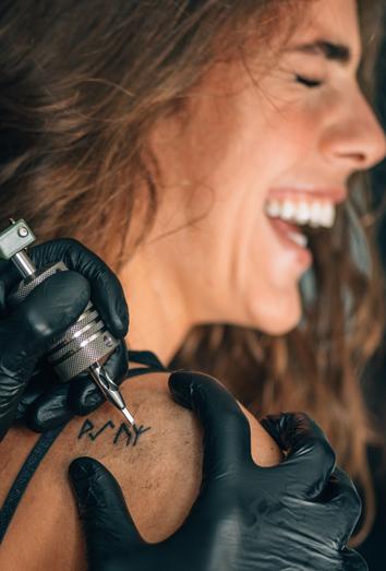 Ideas Para Hacerte Un Tatuaje Pequeño En El Hombro