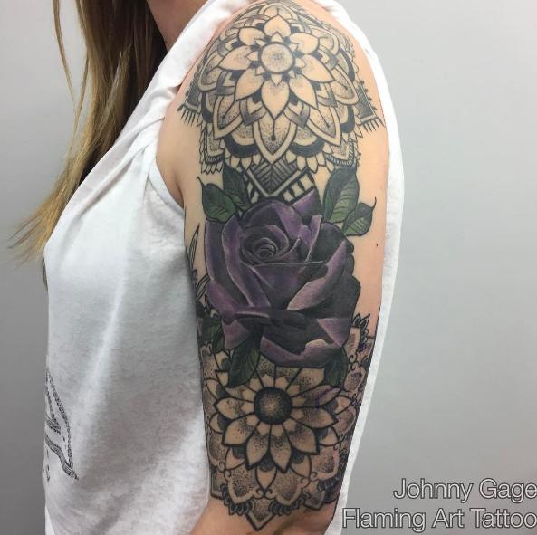 Qué Tatuajes Van Mejor Con Tu Color De Pelo