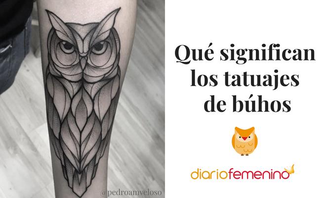 Tatuajes De Familia De 4 Buhos