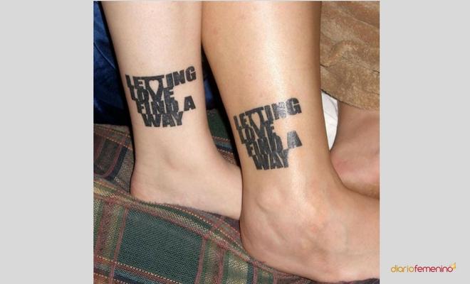Ideas De Frases Para Tatuarse En Pareja Todo Amor