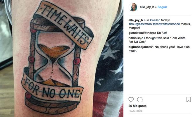 El Paso Del Tiempo Y Más Significados De Tatuajes Con Relojes