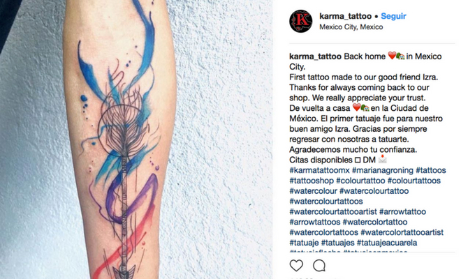 Qué Significan Los Tatuajes De Flechas
