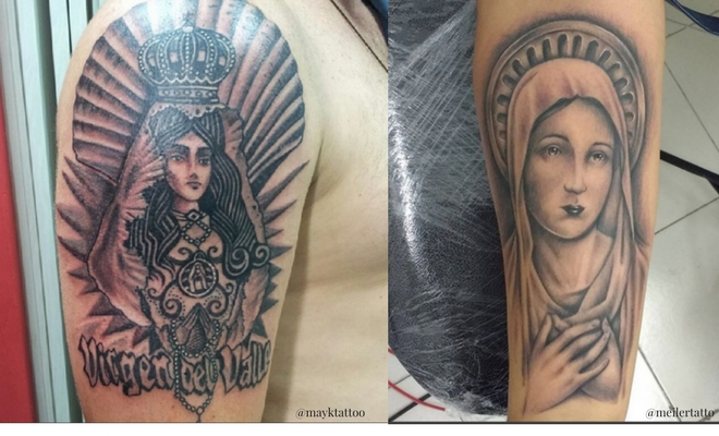 Tatuajes De Vírgenes Cuál Es El Mejor Lugar Para Hacérselo
