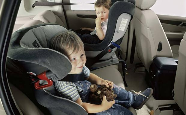 Cundo cambiar la silla infantil del coche  Diario Sur