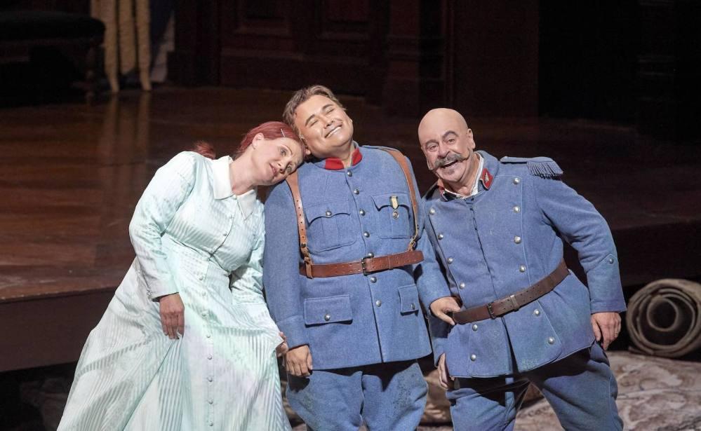Fotos: Carlos Álvarez se reencuentra con la ópera en Viena   Diario Sur