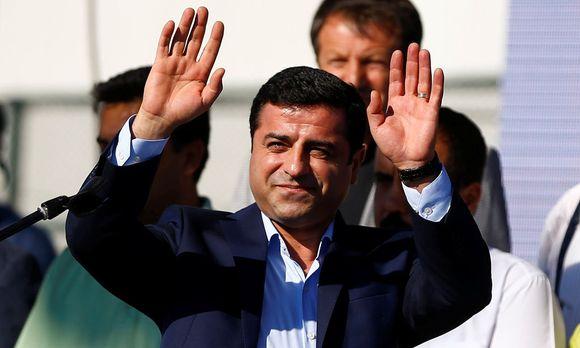 Selahattin Demirtas warnt / Bild: REUTERS