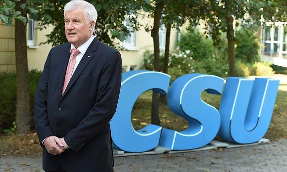 Laut CSU-Parteichef Horst Seehofer reiche eine öffentlich-rechtliche Fernsehanstalt zur Grundversorgung in Deutschland völlig aus.