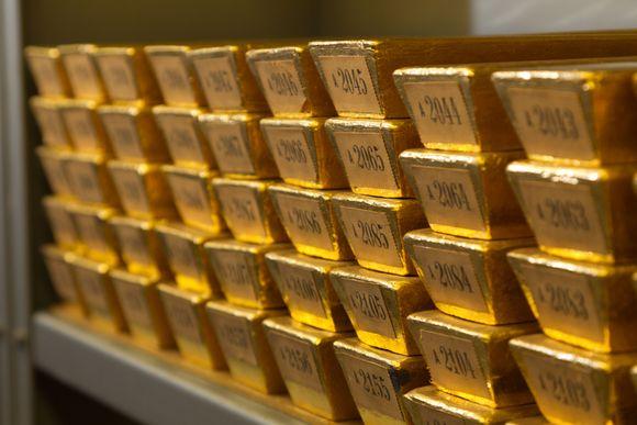Blick auf den Goldschatz der Deutschen / Bild: APA/AFP/DEUTCHE BUNDESBANK