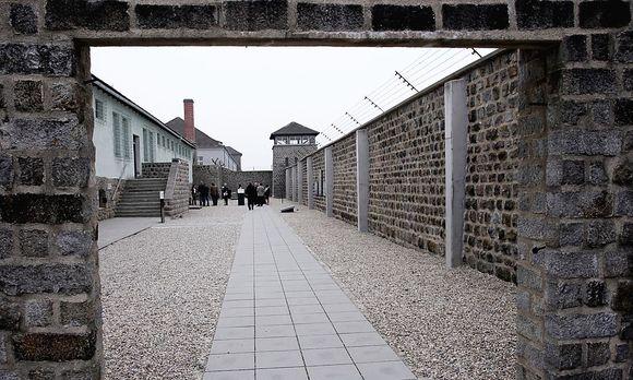 Das frühere Konzentrationslager Mauthausen