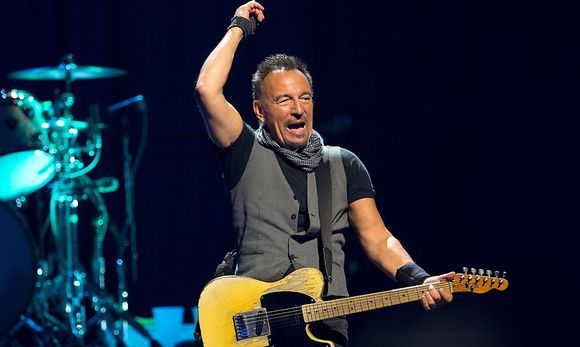Rocklegende Bruce Springsteen / Bild: APA/AFP/BERTRAND GUAY