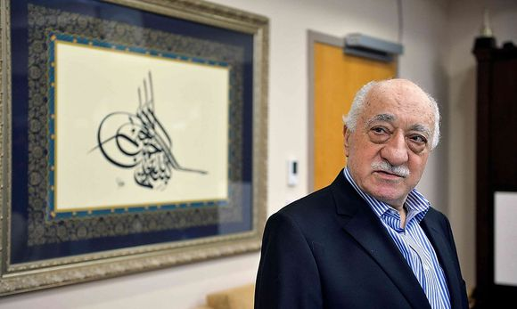 Fethullah Gülen in seinem Domizil in den USA / Bild: REUTERS