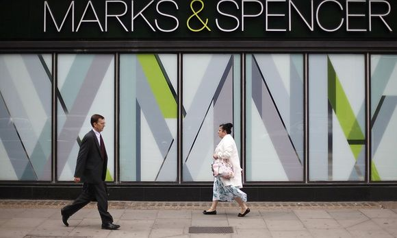 Marks & Spencer / Bild: REUTERS