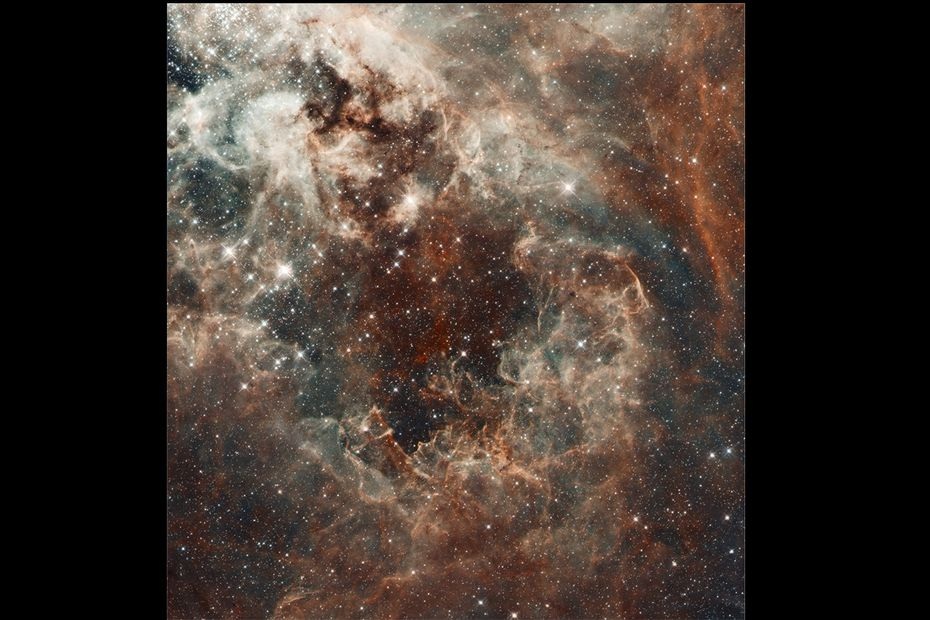 NASA, ESA, ESO, D. Lennon (ESA / STScI) and the Hubble Heritage Team (STScI / AURA)