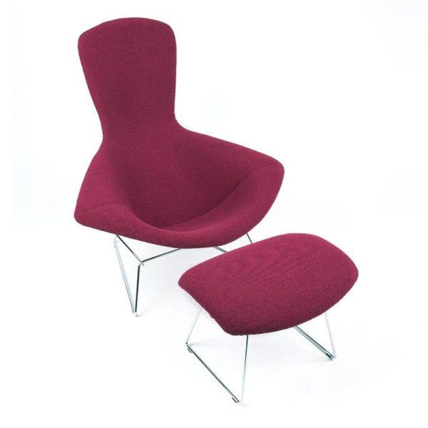 Bertoia Chair High Back