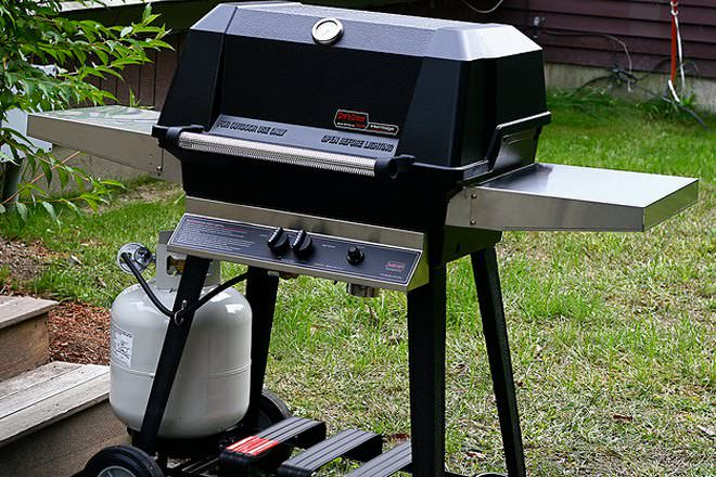 electric grill vs gas grill