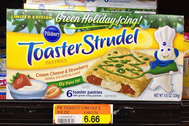 pop tarts vs toaster