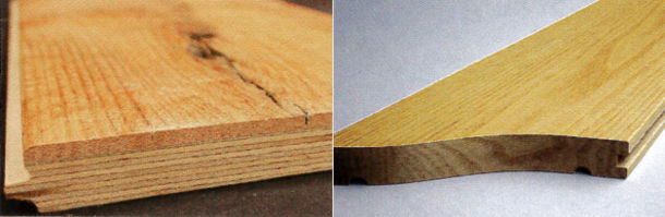 Engineered Hardwood Vs Solid Hardwood Flooring Difference And Comparison Diffen