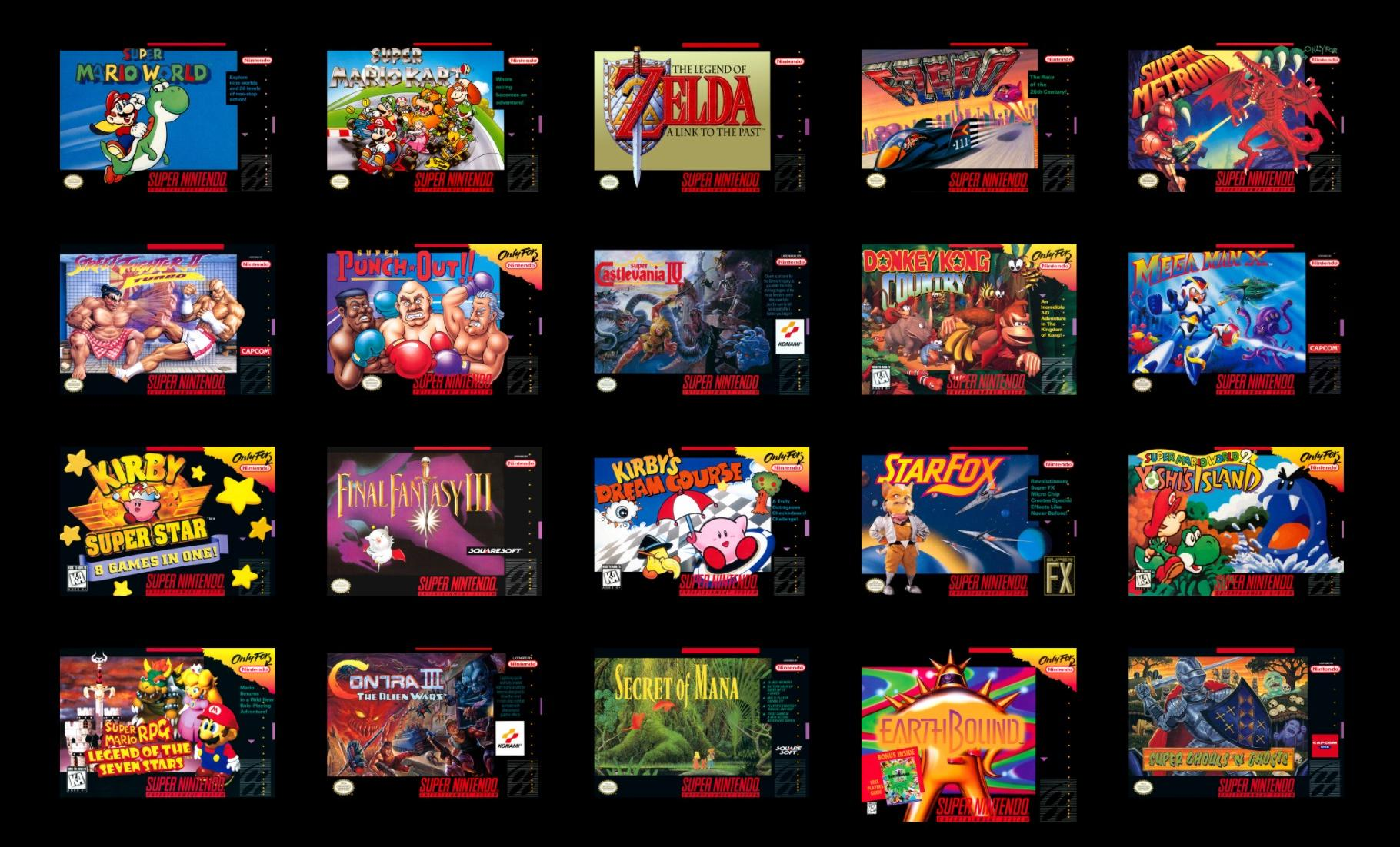 Image result for Super Nintendo
