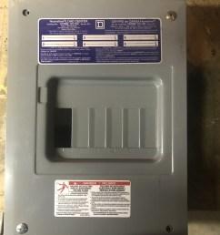 125 amp sub panel 50 [ 3024 x 4032 Pixel ]