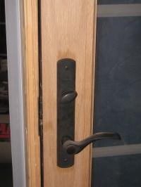 """1 NEW ANDERSEN TERRRATONE SINGLE PATIO DOOR 36"""" GBG ..."""