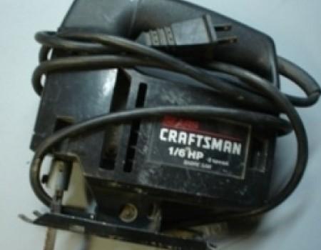 Craftsman Jigsaw
