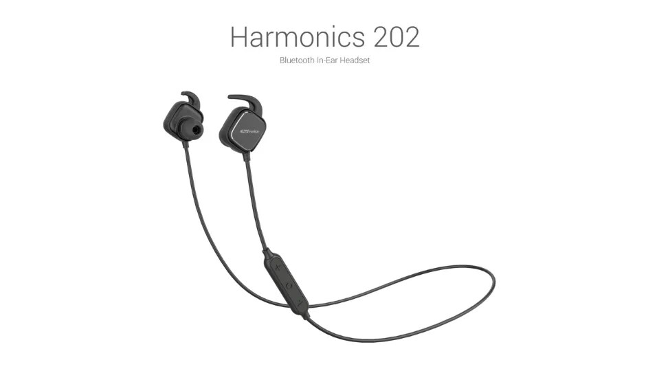 Portronics launches its first stereo bluetooth headphones