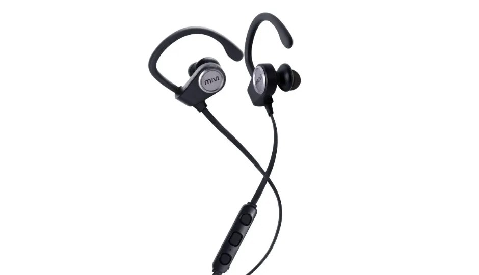Mivi Conquer Bluetooth Earphones launched at Rs 3,299