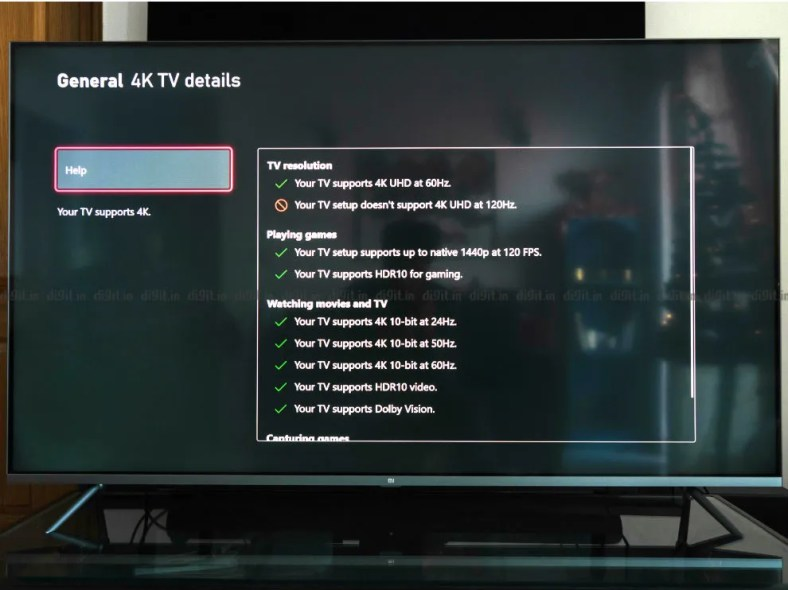 The Mi QLED TV does not support VRR.