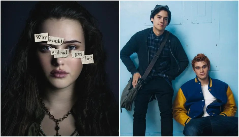 Wallpaper For Teenage Girl Phone 13 Reasons Why Vs Riverdale Which High School Drama