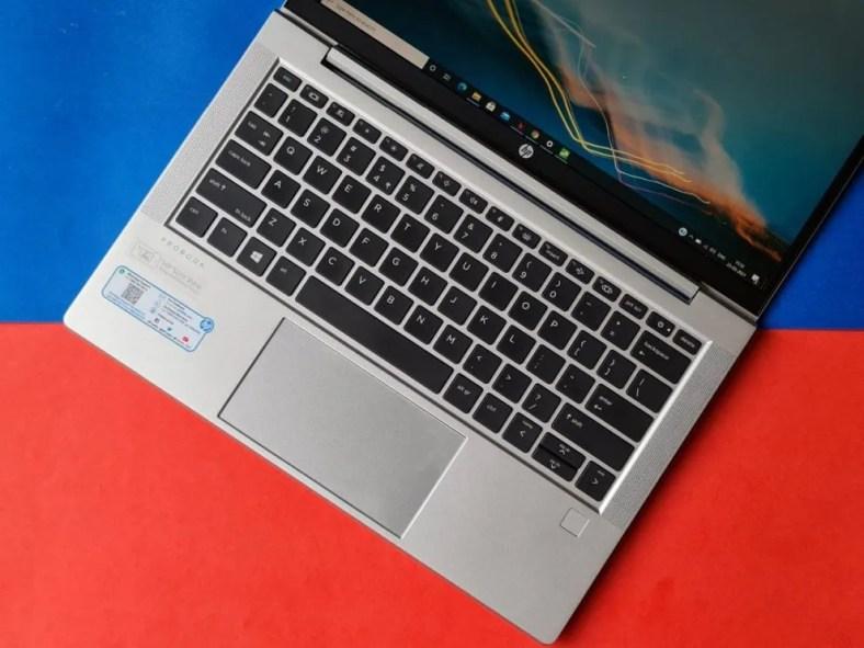HP ProBook 635 Aero G7 keyboard deck