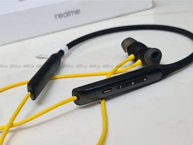Realme Buds Wireless Pro noise cancelling wireless earphones