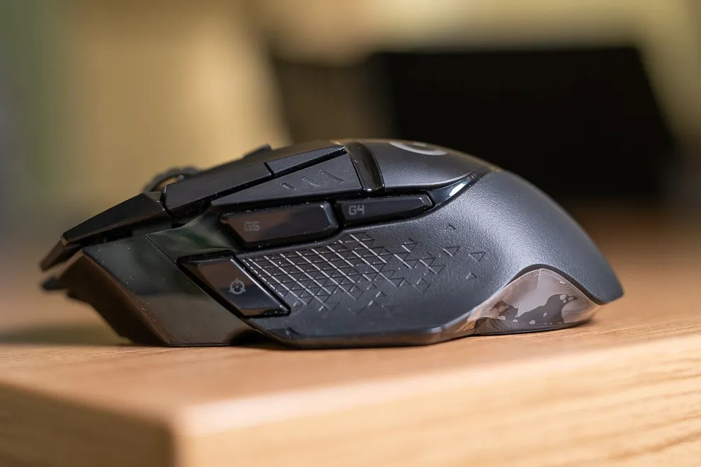 Logitech launches G502 Lightspeed wireless gaming mouse