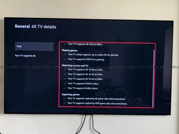 O LG GX é compatível com HDMI 2.1.