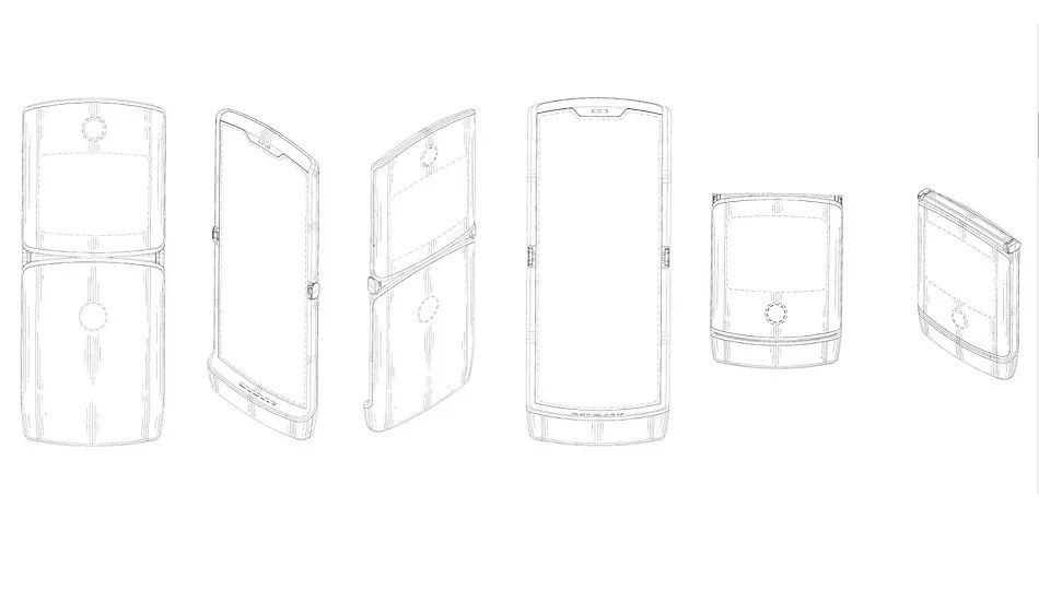 Motorola's foldable smartphone confirmed, could resemble
