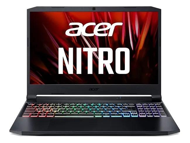 Acer Nitro 5 on Amazon.
