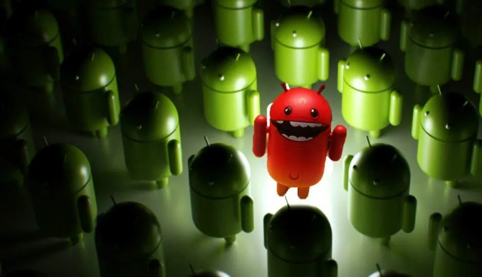 Android powered devices are susceptible to major vulnerabilities...