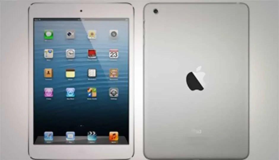 iPad Mini vs Kindle Fire HD vs Nexus 7 Small tablet