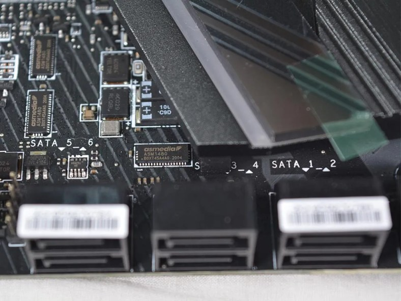 MSI MEG Z490 Ace Intel Comet Lake Motherboard MUX
