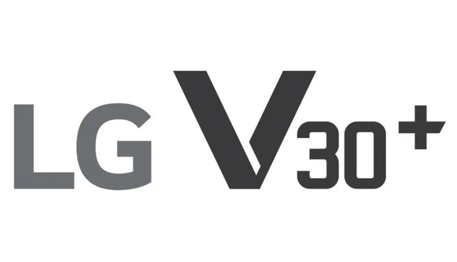 LG V30+ logo leaks, suggests company may launch larger