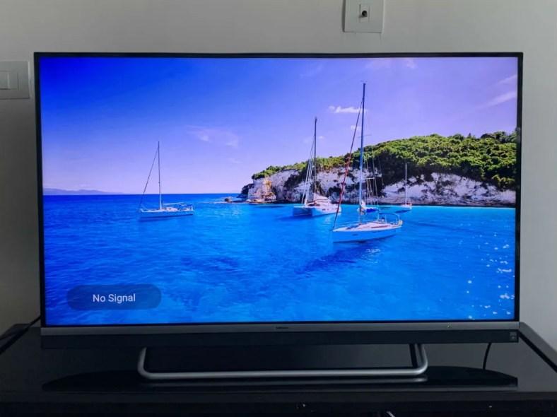Nokai 43-inch TV has a 4K display